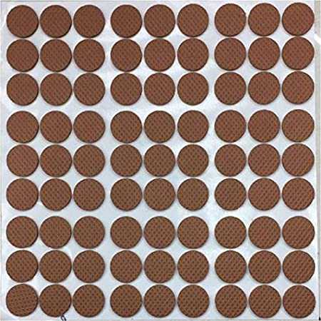 Lukzer Scratch Proof Multi-Functional Self Adhesive Furniture Pads 81 Pieces