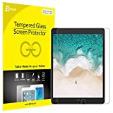 iPad Pro 10.5 Screen Protector, JETech Tempered Glass Screen Protector Film for the new Apple 10.5-inch iPad Pro (2017) - 0904