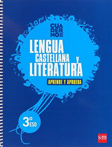 Refuerzo de lengua castellana y literatura. ¡Aprende y aprueba! 3 ESO.
