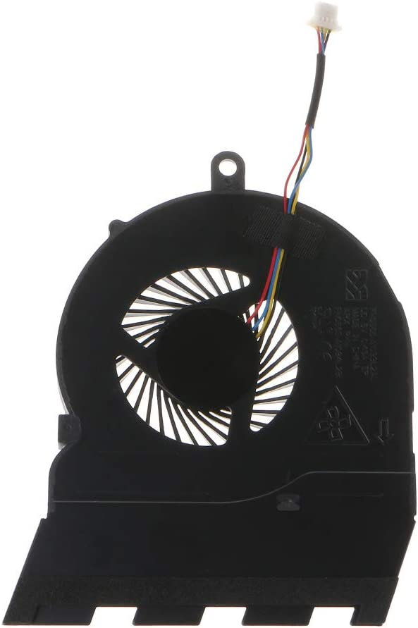 Sara-u Cooling Fan Compatible for DELL Inspiron 15 5567 17-5767 15-5565 17-5000 15G P66F 15.6