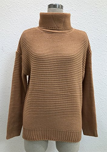 Shirts Automne Shirts Pullover Cuir Hauts Mode Hiver Femmes Jumper Rose Couleur Haut Manches Pulls Longues Sweat Sweater Casual Col Unie Tops Chandail Tricots Blouse P1CwxSvq