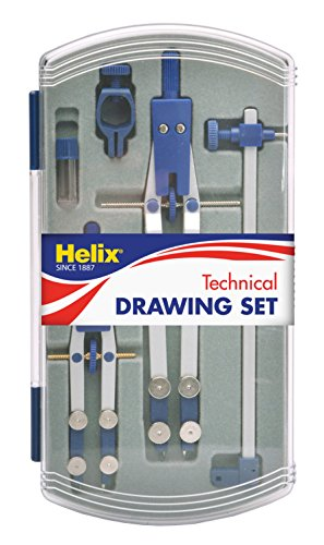 Helix Precision Plus Drawing 5 Piece Set (32579)