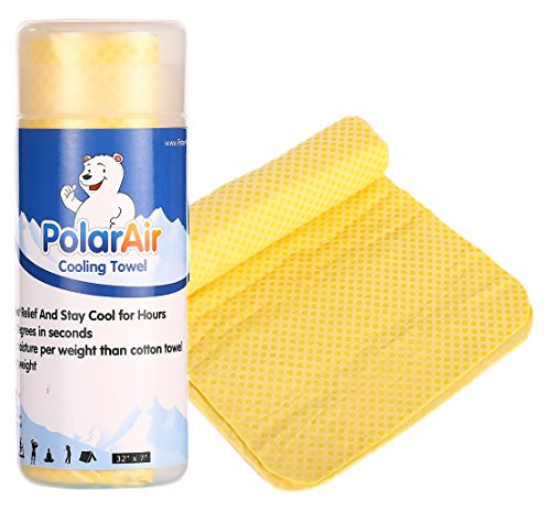 Polar Air Cooling Towel for Instant Relief - 32x7