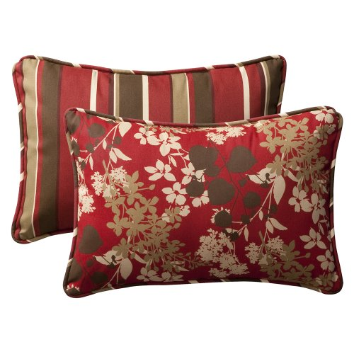 Pillow Perfect Decorative Reversible Rectangle
