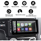 YEE PIN 2018 Honda Fit Touring 7 Inch Touch Screen Anti Scratch High Clarity Car Navigation Screen Protector Glass