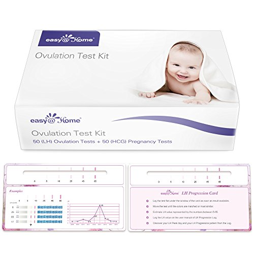 Easy@Home Newly Launched Ovulation Predictor Kit Including 5