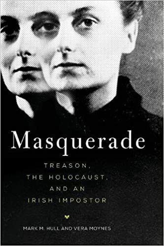 Image result for masquerade treason the holocaust and an irish imposter