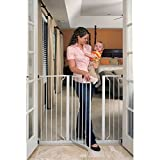 Baby : Regalo WideSpan Extra Tall Walk Through Safety Gate