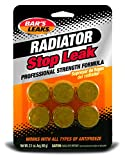 Bar's Leaks Pack of 1 HDC Radiator Stop Leak Tablet-60 Grams