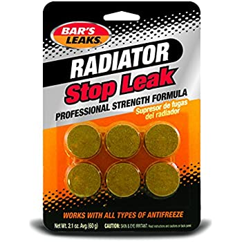 Bars Leaks HDC Radiator Stop Leak Tablet - 60 grams