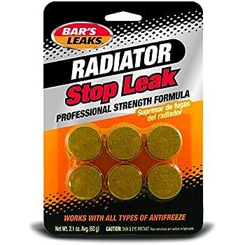 Bar's Leaks HDC Radiator Stop Leak Tablet - 60 Grams