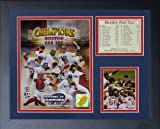 "Legends Never Die ""2004 Boston Red Sox World Series Champions"" Framed Photo Collage, 11 x 14-Inch"