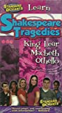 Standard Deviants School - Shakespeare Tragedies: King Lear, Macbeth, Othello VHS Program
