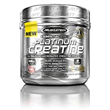 MuscleTech creatine powder, unflavoured, 400gram