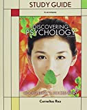 Study Guide for Discovering Psychology, Cornelius Rea, 146410820X