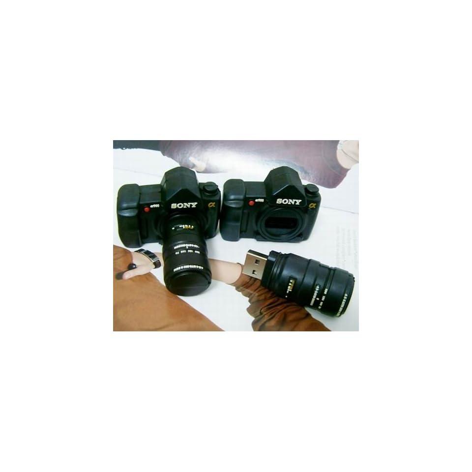 8gb Single Use Digital Cameras USB Flash Drives