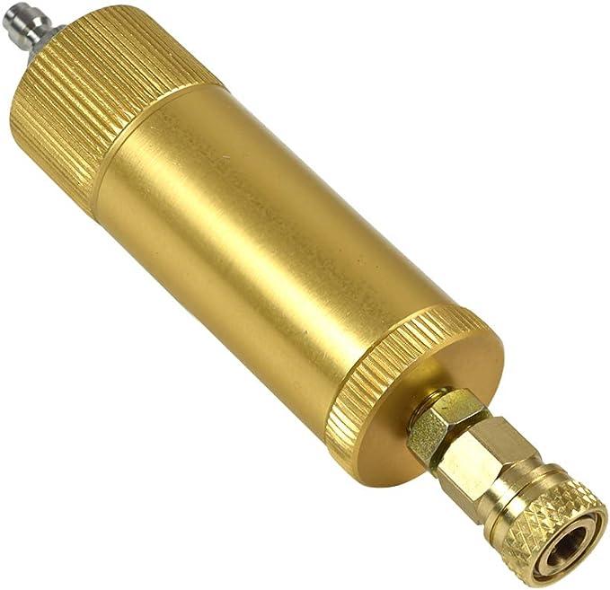 DASKOO 30Mpa Oil Water Separator Filter for High Pressure Air Compressors PCP