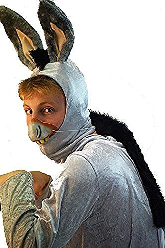 Nativity-Christmas-Animal-farmyard-World Book Day-Winnie The Pooh-Eeyore Donkey Hood, Ears