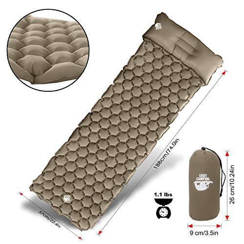 Buy the best camping mattress