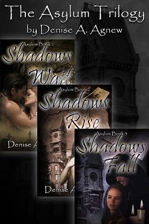 book cover of Asylum Trilogy Bundle