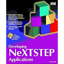 Developing Nextstep Applications by Gene Backlin (1995) Paperback