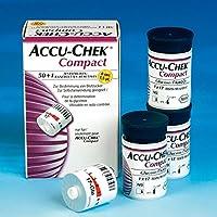 Blutzuckerteststreifen Accu-Chek Compakt 50+1