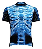 Primal Wear Men's X-Ray Original Short Sleeve Cycling Jersey – XRA1J10M (XXL) Picture