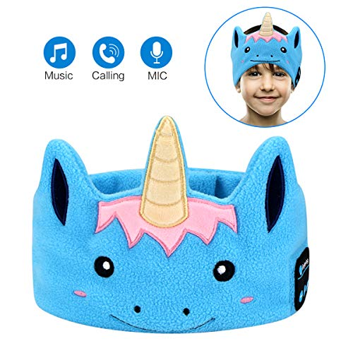 Kids Headphones Bluetooth Headband