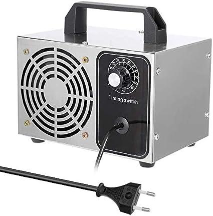 Sawera Ozone Generator portátil O3 Generador de Ozono purificador ...