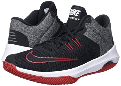 Fitness Scarpe black Red 002 Nike Da Multicolore Ii Versitile Gym White Uomo Air tqx46X