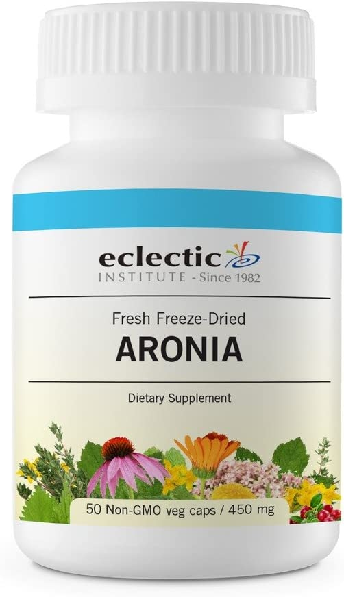Eclectic Aronia Berry Cog Fdv, Blue, 50 Count