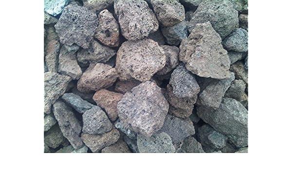 5 kg piedras de lava 40 - 150 mm - Parrilla de gas barbacoa ...