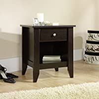 Shoal Creek Nightstand - Jamocha Finish
