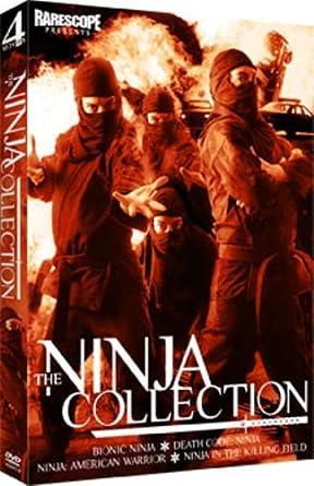 Amazon.com: The Ninja Collection: Various Actors, Godfrey Ho ...