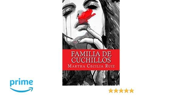 Amazon.com: Familia de cuchillos (Spanish Edition ...