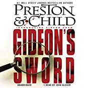 Gideon's Sword | Douglas Preston, Lincoln Child