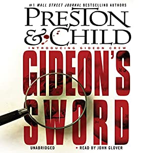 Gideon's Sword Audiobook