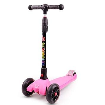 KOOXN Scooter para Niños, Patinete De Plástico De Un Solo ...