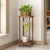 JZX Flower Stand, Solid Wood Corner Multi-Layer Floor Stand