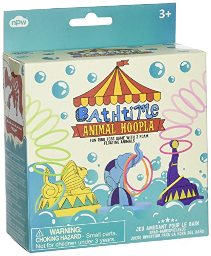 Bath Toss (NPW Bath Time Hoopla Ring Toss Game)