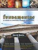 img - for Fundamentos, Guia del Maestro Vol. 1, 11 Verdades Centrales Para Construir Tu Vida Sobre (Spanish Edition) book / textbook / text book