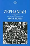 Zephaniah (Anchor Bible Commentaries) (The Anchor Yale Bible Commentaries)