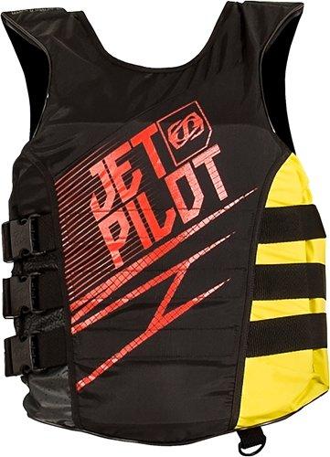 高速配送 ジェットパイロットMatrix Yellow Red Side EntryナイロンPFD Small/ Medium/ Red/ Yellow B01MR8EF3F, 手稲区:4a4a0aec --- a0267596.xsph.ru