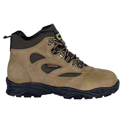 """Cofra 22010–000.w47taglia 47""""Explorer O2WR SRC fo sicurezza scarpe, colore: marrone"""