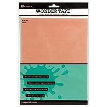 Ranger IWT27409 Inkssentials Wonder Tape Sheet, 8 by 10-Inch