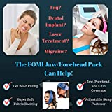 Hot Cold Jaw and Forehead Ice Pack by FOMI Care