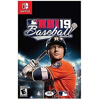 RBI Baseball 19 Mlb - Nintendo Switch