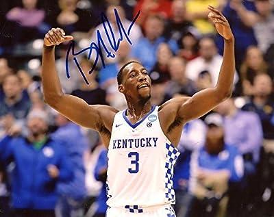 Bam Adebayo Kentucky Wildcats Signed Autographed 8x10 Photo W/coa