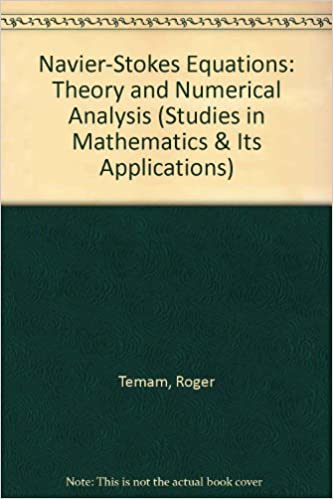 Lue ilmainen online-lataus Navier-Stokes Equations: Theory and Numerical Analysis (Studies in Mathematics and Its Applications) PDF CHM by Roger Temam