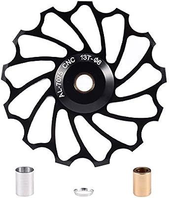Desviador Polea – Desviador Jockey ruedas polea 13t- rueda para ...